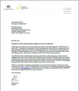 WGEA-Compliance-Letter_2017Sep28